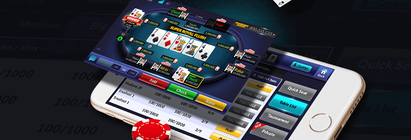 Lunar Poker: One Player's Expertise