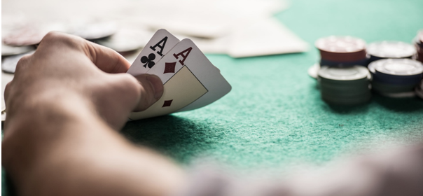 Poker and momentum: What is it?